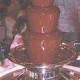 チョコレートファウンテン♪