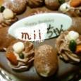 Birthday☆cake♪